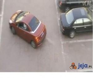 Parkingowe wojny