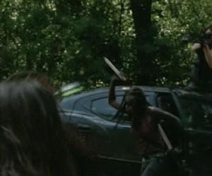 Idealna broń do walki z zombiakami