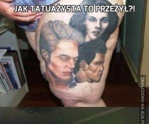 Jak tatuażysta to przeżył?!