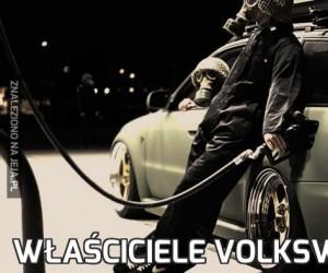 Właściciele Volkswagenów