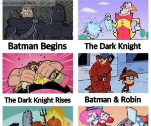 Filmy z uniwesum DC