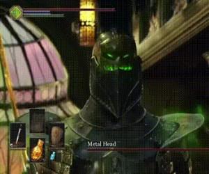 Typowy casual w Dark Souls