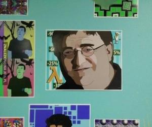 Wystawa prac grafiki komputerowej