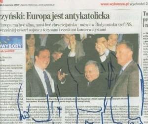 Mazakiem po gazecie