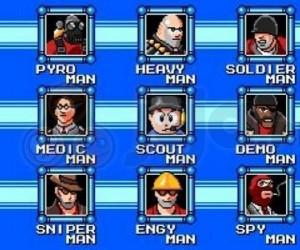 TF2: Mega Man Edition