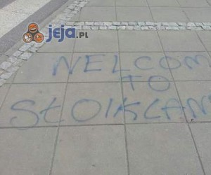 Słoikland wita!