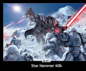 Star Hammer 40k