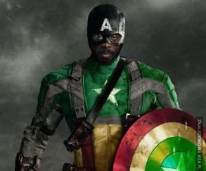 Kapitan Afryka nadchodzi!