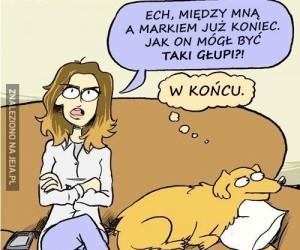 Z psami trzeba uczciwie