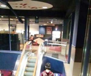 Ruchome schody - poziom master