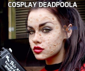 Cosplay Deadpoola