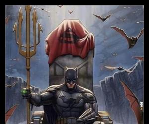 Kiedy Batman pokona już wszystkich...