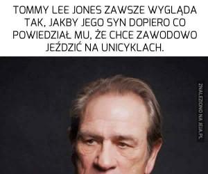 Tommy kamienna twarz