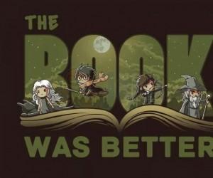 Książka była lepsza