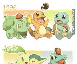 Czy tylko ja uważam, że Pokemony z każdą generacją stawały się coraz gorsze?