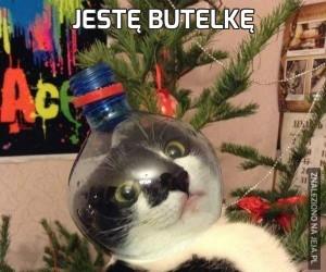 Jestę butelkę