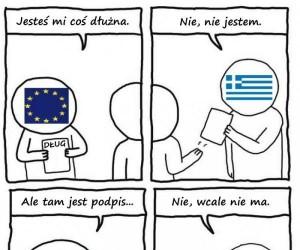 Jak załatwia się długi w Grecji