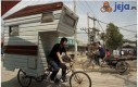 Dom na rowerze