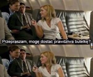 Pani stewardesso...