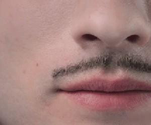 Gustowny wąsik, milordzie