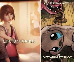 Life is Strange vs Isaac