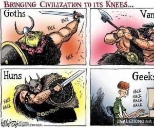 Ewolucja zagrożeń