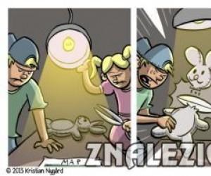 Gadaj gdzie są jajka!