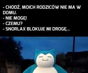 Snorlax