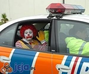 Do widzenia Ronald!