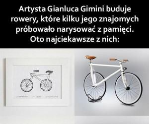 Oryginalne rowery