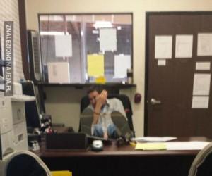 Gdy w pracy nuda