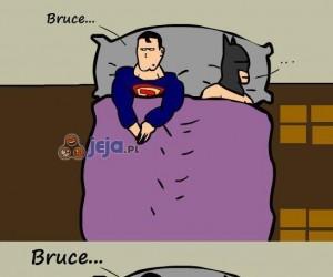 Nie zapraszaj Supermana na piżamową imprezę