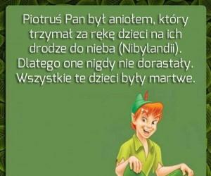 Sekret Piotrusia Pana