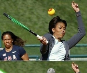 Michelle Obama ofiarą przeróbek
