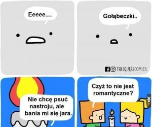 Romantyczna atmosfera