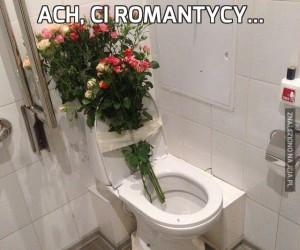Ach, ci romantycy...
