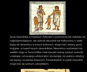 Garść ciekawostek o Aztekach