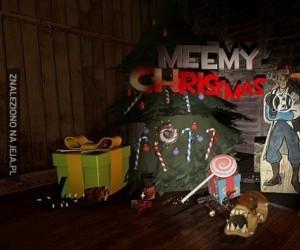 Wesołych Świąt w klimacie TF