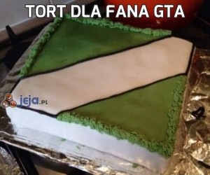 Tort dla fana GTA