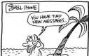Telefon na bezludnej wyspie