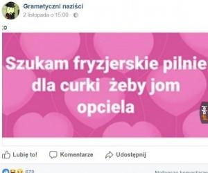 Przydałoby się połowie polskiego internetu...