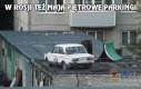 W Rosji też mają piętrowe parkingi