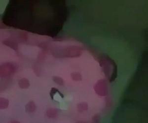 Koleś ma twardy sen