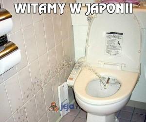 Witamy w Japonii