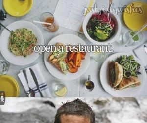 Otworzyć restaurację
