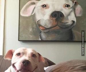 Idealnie oddane podobieństwo
