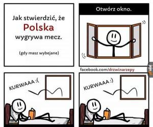 Polska mistrzem Polski!