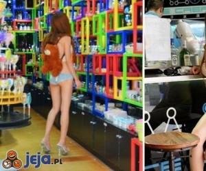Moda w Singapurze idzie w dobrym kierunku...