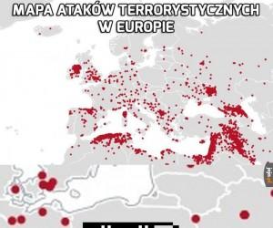 Ataki terrorystyczne w Europie