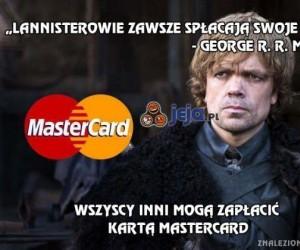 Lannisterowie zawsze spłacają swoje długi